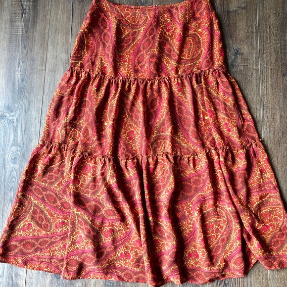 10dce1d74db6 Chadwicks Skirts | Beautiful Long Modest Skirt | Poshmark